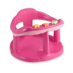 aquababy bath ring pink buybuy baby