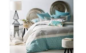 Quilt Cover Sets Ayadi Aqua Quilt Cover Set By Linen House