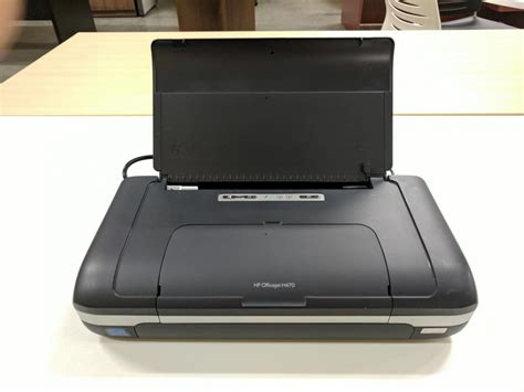 Printer Hp Officejet H470 images of hp officejet h470 color inkjet photo printer