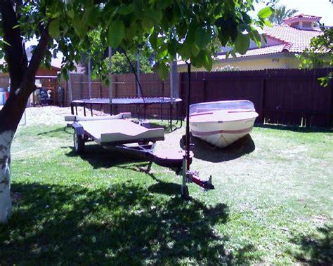 harbor freight boat trailer bunks combine harbor freight 4x8 trailer with the hf boat trailer