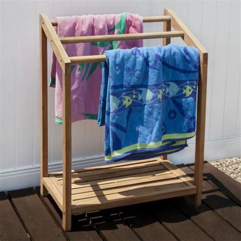 Pool Towel Rack Stand by Best 25 Outdoor Towel Racks Ideas On Pvc