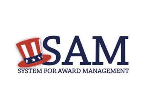 sam gov help how to complete the system for award management sam