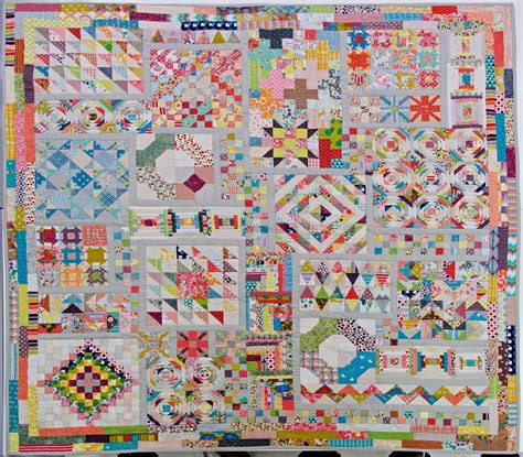 Quilt Along by Time Quilt Along With Jen Kingwell And Marti