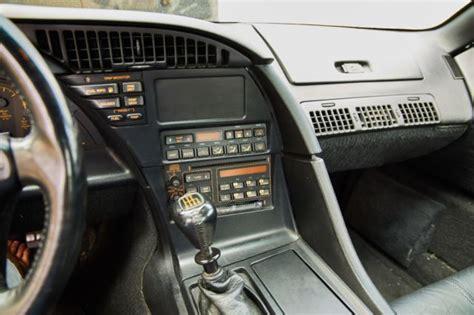 airbag deployment 1993 chevrolet corvette engine control 1993 chevrolet corvette rare black rose metallic very nice inside and out