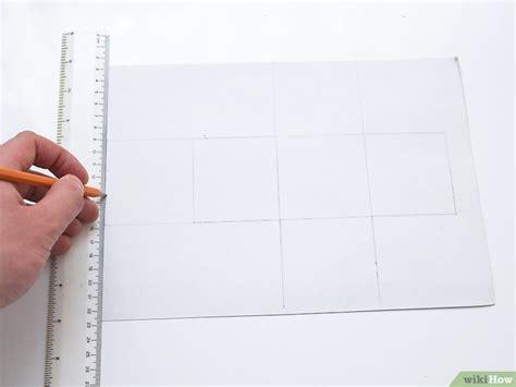 cara membuat gambar 3d wikihow cara membuat kubus 3d wikihow