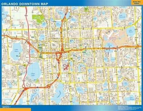 where is orlando in usa map mapa de orlando florida usa images
