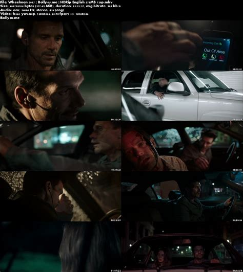 film full movie single wheelman 2017 hdrip 550mb english movie 720p hdmoviedl