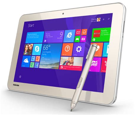 Tablet 10 Inch Toshiba toshiba debuts 8 and 10 inch encore 2 write tablets