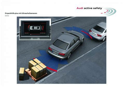 Audi Einparkhilfe Plus by Audi4ever A4e Detail Presse Workshop Audi