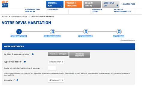 contrat assurance habitation gmf 4004 assurance maison en ligne avie home