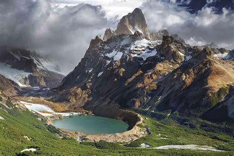 imagenes de invierno en argentina patagonia espectaculares paisajes del sur de argentina