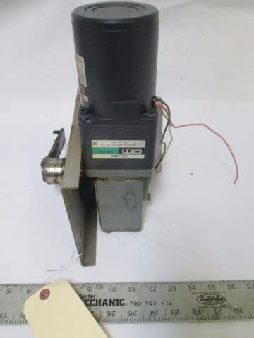 hobart right angle gear rotisserie rotor motor w turn arm