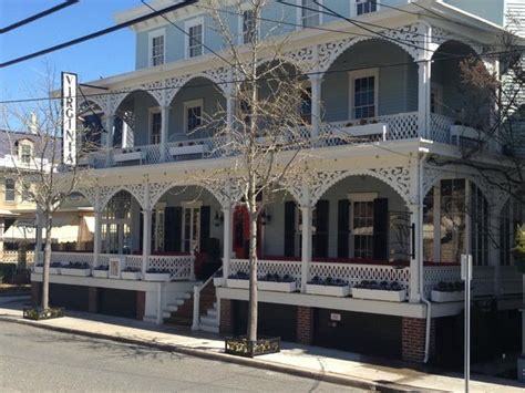 Virginia Hotel And Cottages Cape May by The Virginia Hotel Picture Of The Virginia Hotel Cape