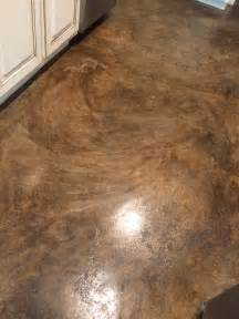stained concrete floor colors 1000 ideas about stained concrete on concrete