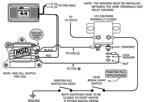 msd promag kill switch wiring diagram 37 wiring diagram