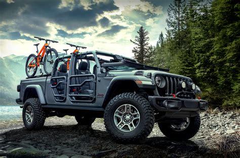 Jeep Truck 2020 2 Door by 2020 Jeep Gladiator 2 Door Jeep Review Release