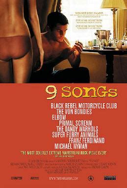 film unfaithful en streaming 9 songs wikipedia