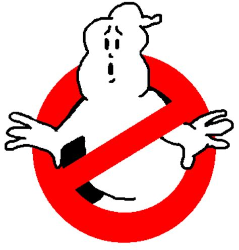Kaos Ghostbusters Ghostbuster Logo Ghostbusters Wabc Tv Promo Logo By Ghostbustersmaniac On