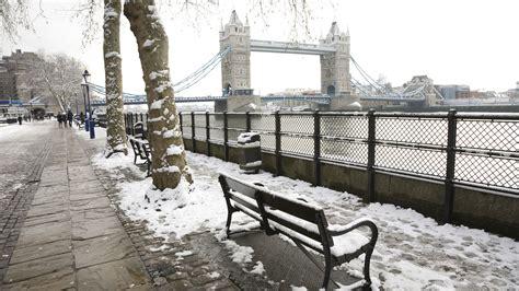 fotos londres invierno londres nevado