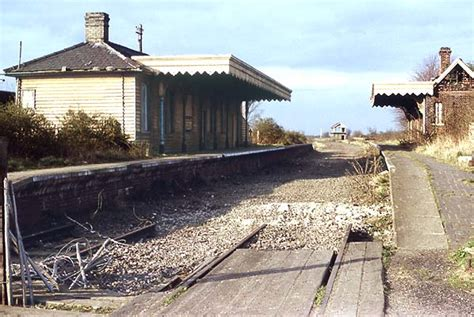 www march on line disused stations somersham station