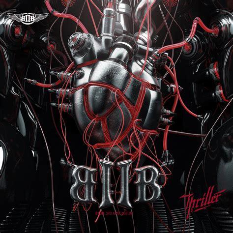 btob thriller 3rd mini album