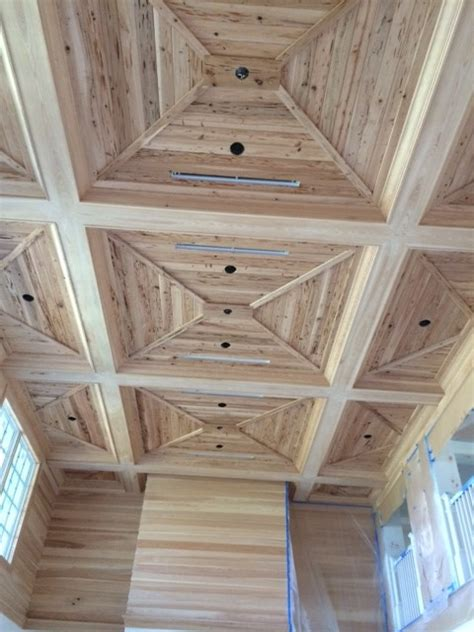 Boxed Beam Ceiling by Box Beam Ceilings Miami By Jm Custom Woodworking Inc