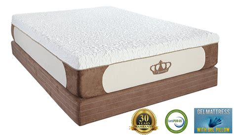 Foam Mattress For Sale 187 Gel Memory Foam Mattress Size For Sale Dartlist