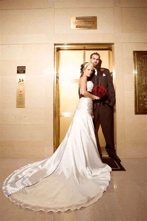 kristin brian s black white 1940 s themed wedding 183 rock n roll