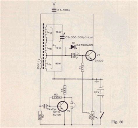 bipolar transistor regenerative receiver another regenerative receiver design the radioboard forums