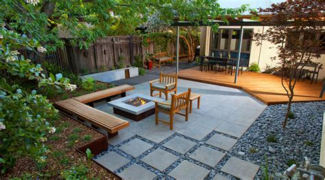 modern backyard design 16 captivating modern landscape designs for a modern backyard