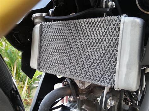 Pelindung Radiator pelindung radiator ini terlihat rapi dan mudah buatnya aripitstop