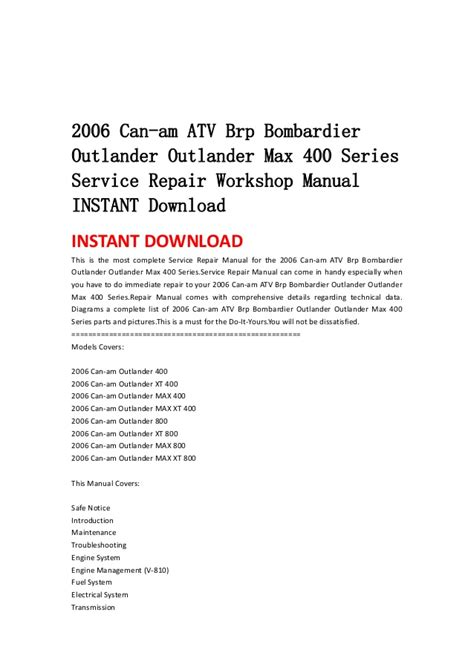 free download parts manuals 2006 isuzu i series electronic toll collection can am outlander 400 wiring diagram get free image about wiring diagram