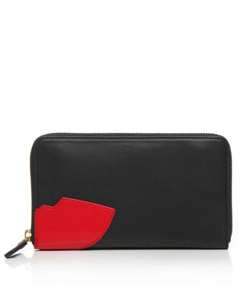 Lulu Guinness This Is The Purse by Lulu Guinness Continental Purse Available At Jules B