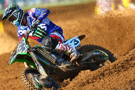 2017 Redbud Motocross Results 450mx 9 Fast Facts