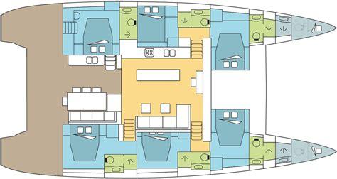 layout plans lagoon 620 2 the catamaran company