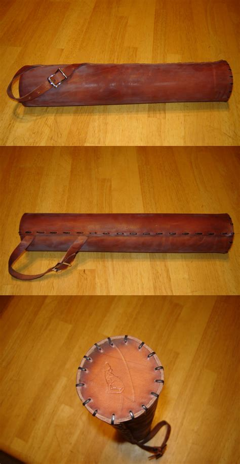 Handmade Quiver - handmade hip quiver weasyl