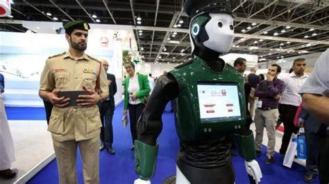 film robot polisi pertama di dunia robocop mulai gantikan tugas polisi di dubai