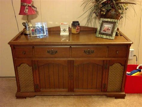 vintage stereo cabinet repurposed ideas for repurposing a stereo cabinet just b cause