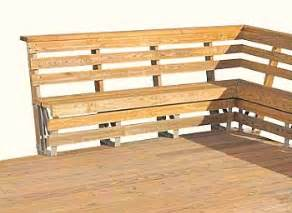 bench railing pdf plans wooden deck railing bench plans wood