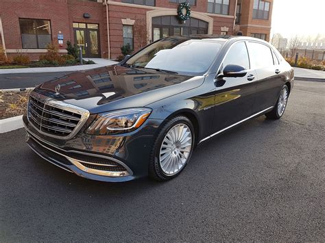 luxury mercedes maybach 2018 mercedes benz maybach s560 the new landmark in