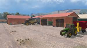 Cowhide Ls nowoczesne gospodarstwo ls15 mod mod for landwirtschafts simulator 15 ls portal
