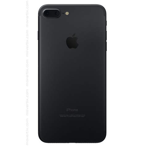 apple iphone 7 plus black 32gb 0190198156082 movertix mobile phones shop