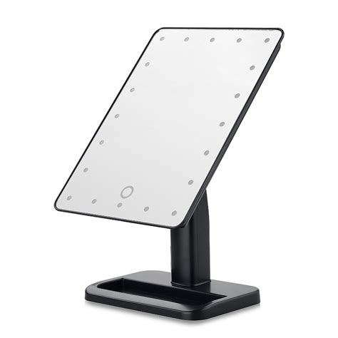 what does led stand for light bulbs 20 led light touch screen make up mirror cosmetic stand