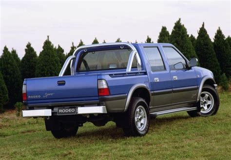 holden rodeo 1998 holden rodeo dual cab 1998 2003 images