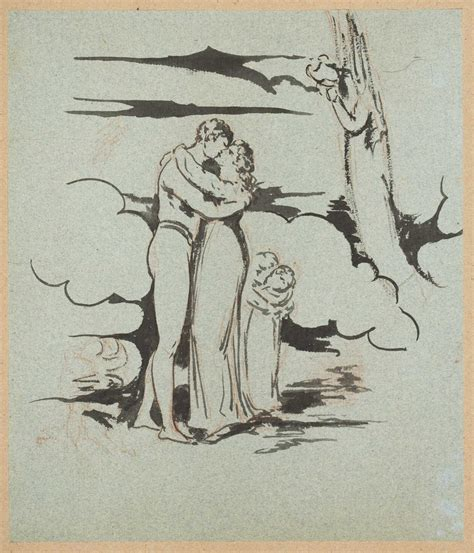 william blake the drawings 3836555123 william blake england 1757 1827 attributed pair of compositional drawings