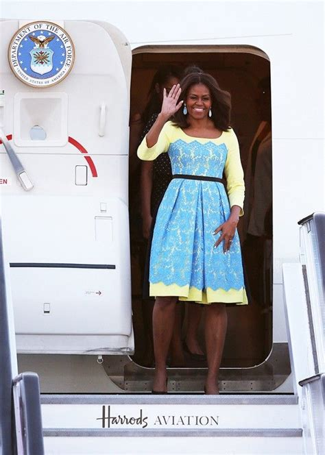 michelle obama yellow 25 best ideas about michelle obama yellow dress on