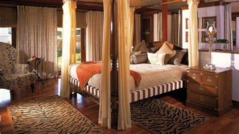 african themed animal print bedroom interior ideas atzinecom
