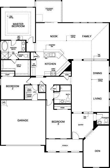 kb homes floor plans kb homes floor plans