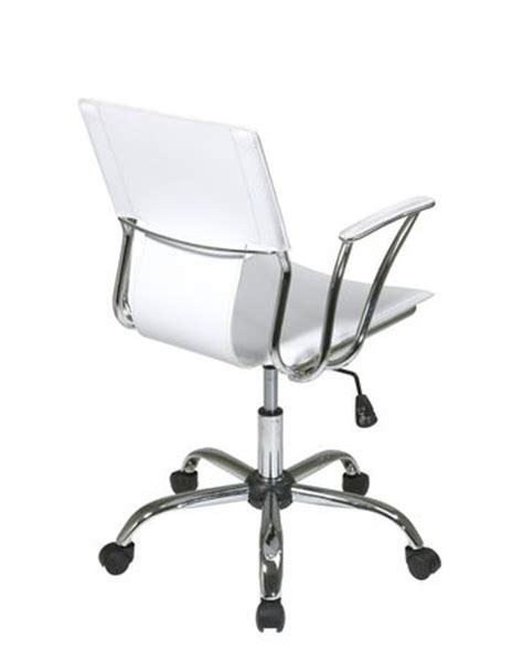 White Desk Chair Walmart by Office Products Dorado White Office Chair Walmart Ca