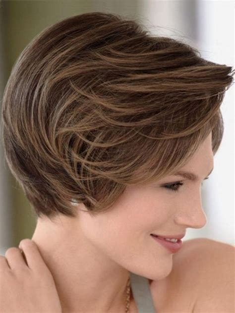 best hairstyles for oblong face over 40 oval face shape hairstyles for women over 40 62598 short